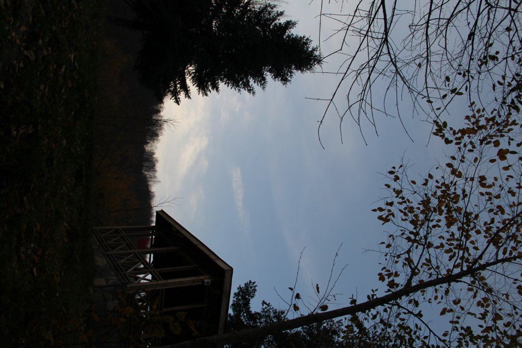 Düzce Güzeldere Şelalesi Kampı