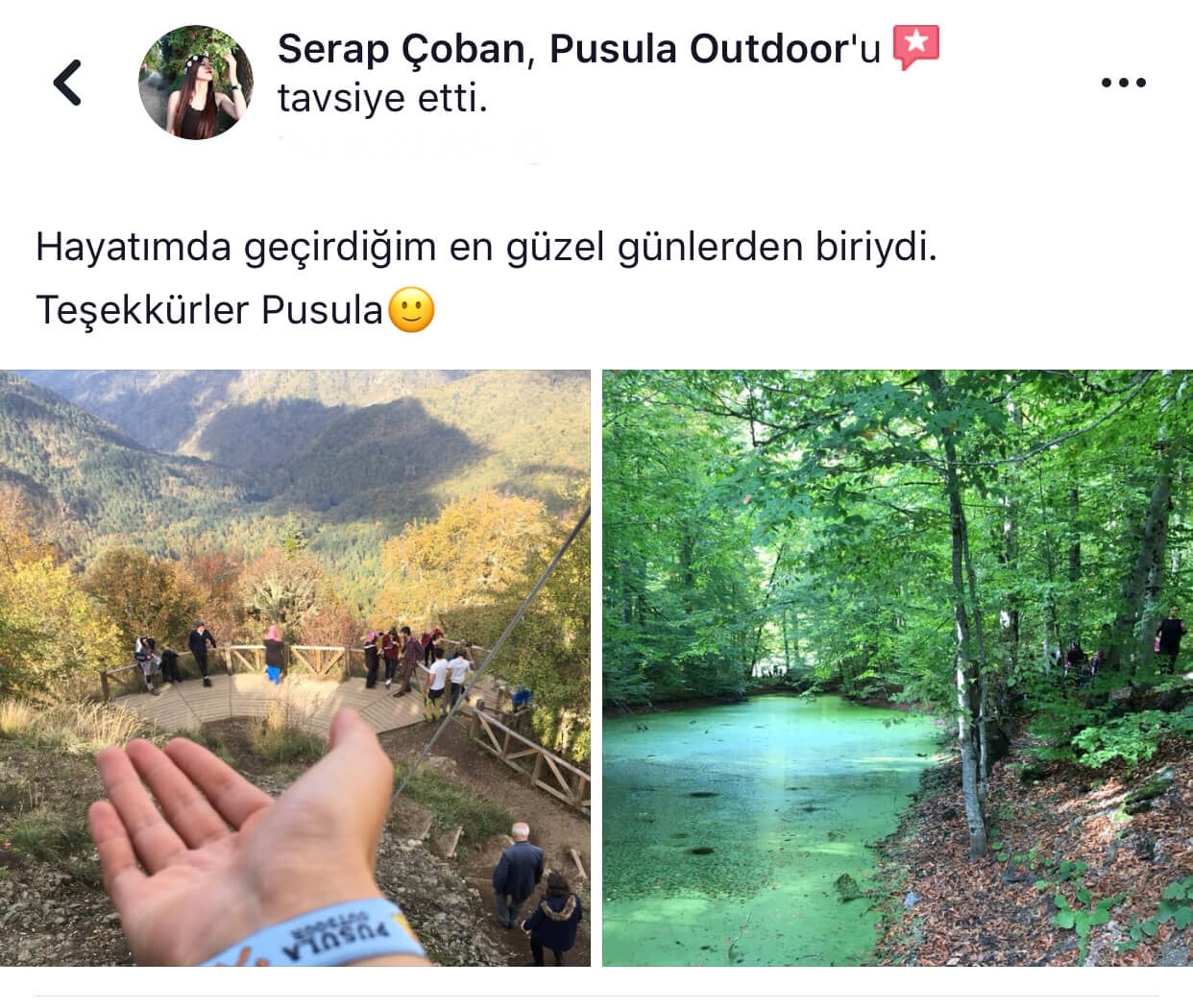 Pusula Outdoor